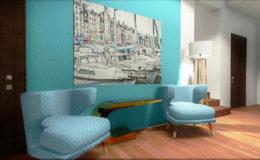 Διακόσμηση Ξενοδοχείων στην Θάσο | Σχεδιασμός και Ανακαίνιση Ξενοδοχείων από Διακοσμητές και Αρχιτέκτονες