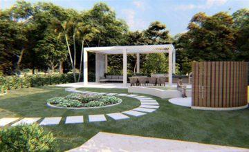 Σχεδιασμός και Διακόσμηση κήπου κατοικίας