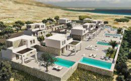 Εξοχικές κατοικίες στη Νάξο