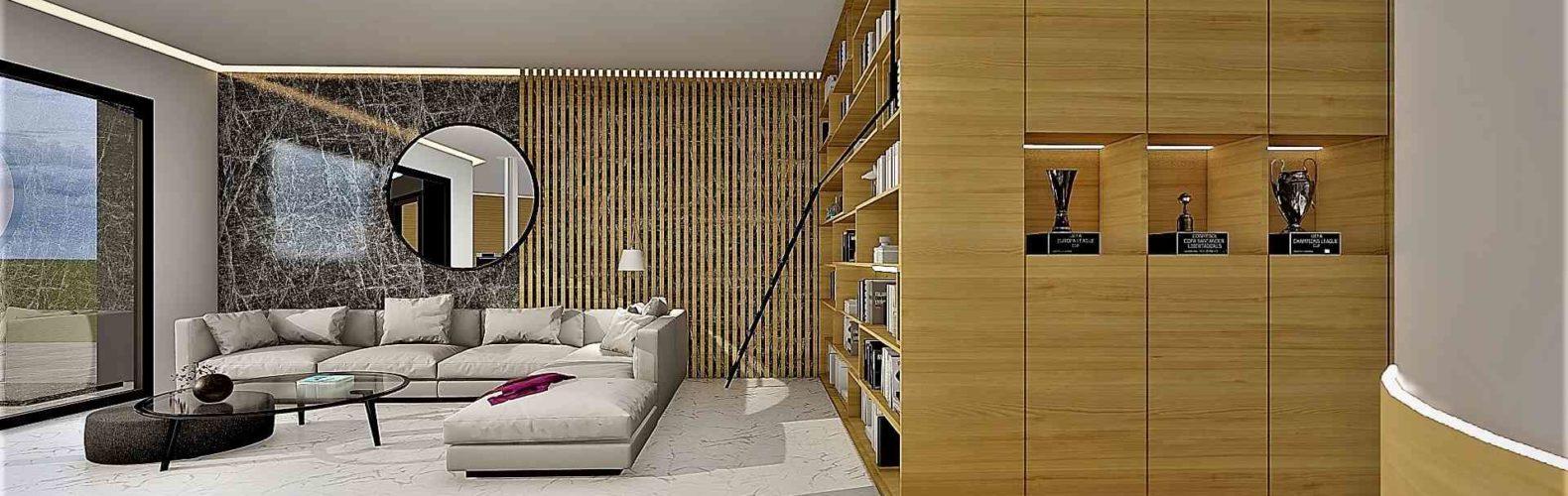 Διακόσμηση Living room