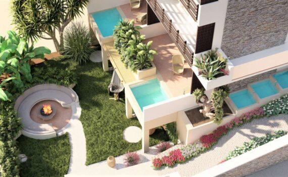 Διακόσμηση ξενοδοχείου στην Χαλκιδική