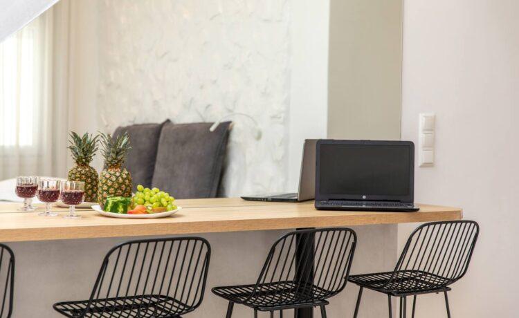 apartment design - naxos